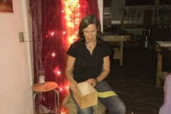 Kerzenziehen Frauentreff 2016